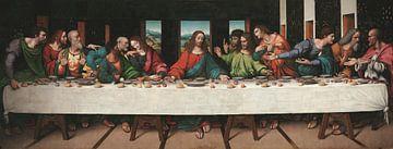 Das letzte Abendmahl, Giampietrino, Giovanni Antonio Boltraffio