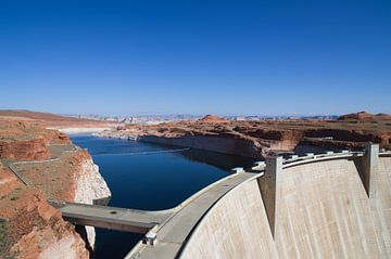 Glen Canyon Dam van Jeroen Götz