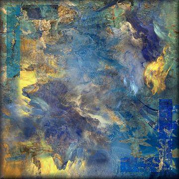 Hemelse kleuren van Carla van Zomeren