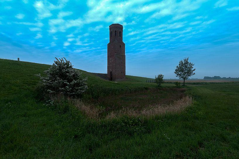 Plompe Toren van Maarten Verhees