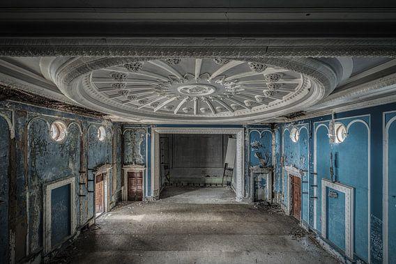 Het Blauwe Theater van Maikel Brands