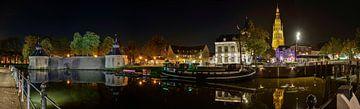 Breda by night van