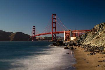 Golden Gate Bridge van Dirk Rüter