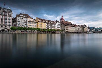 Luzern: Altstadt von Severin Pomsel