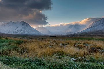 Kleuren van IJsland van