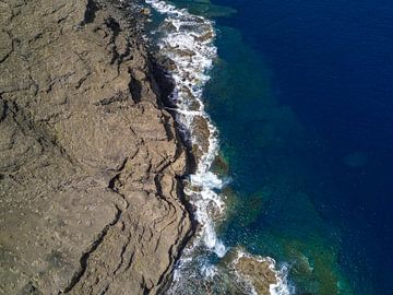 Gran Canaria cliffs sur Droning Dutchman