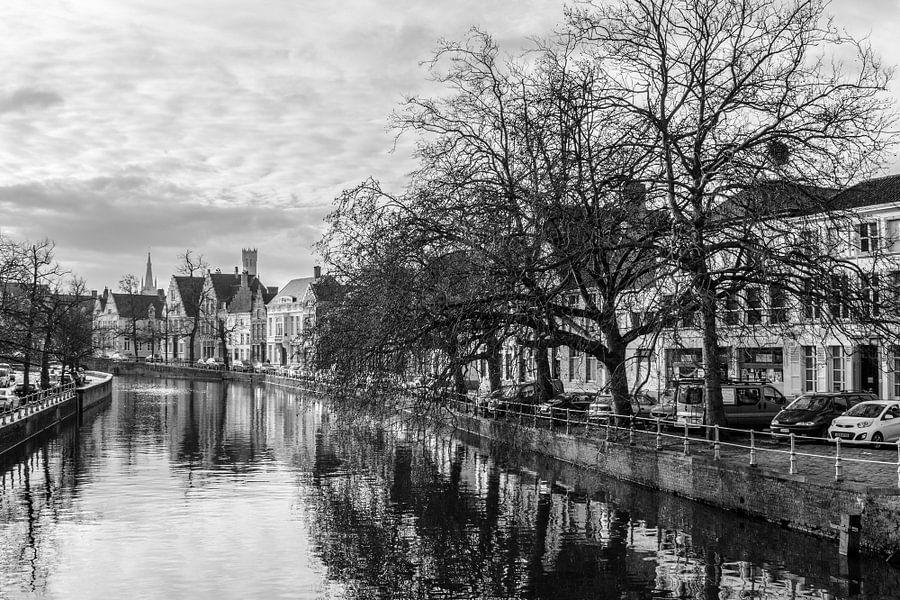 Brugge van Hans Lunenburg