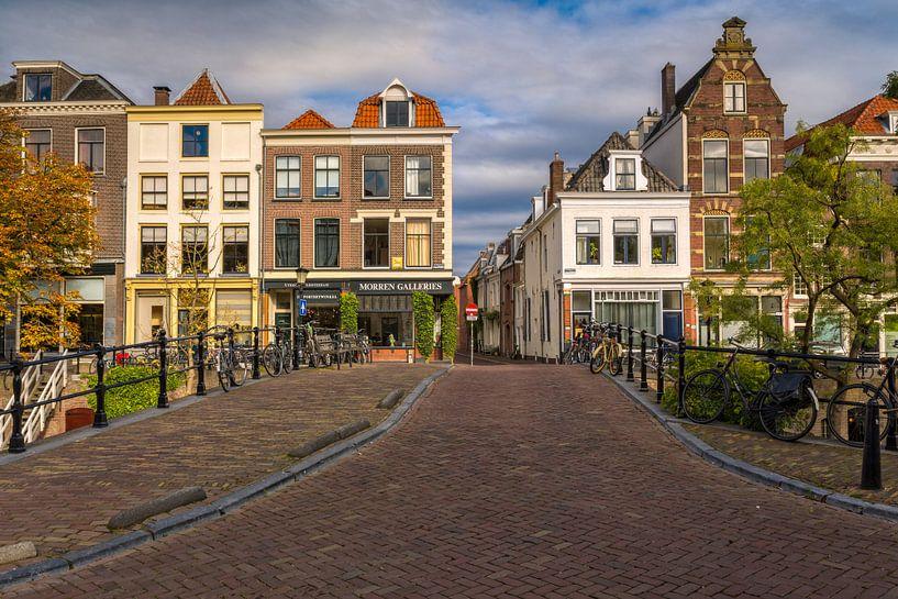 Utrecht - Oudegracht van Thomas van Galen