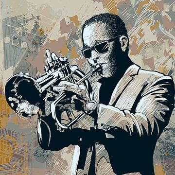 Musik Trompete von AMB-IANCE .com