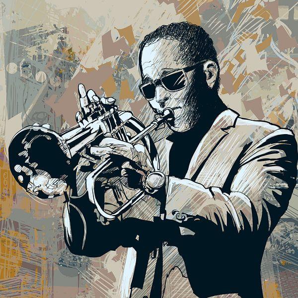 Muziek Trompet van AMB-IANCE .com