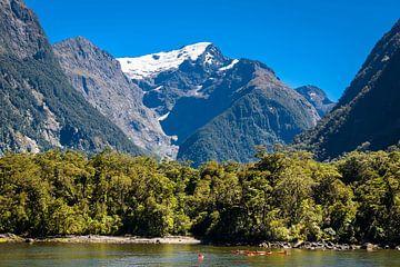 Milford Sound, Fiordland, Neuseeland von Rietje Bulthuis