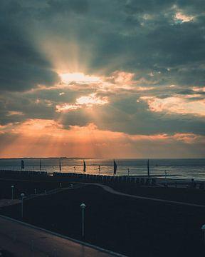 Strandpromenade Norderney von Steffen Peters