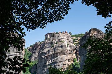 Das Heilige Kloster der Verklärung des Erlösers des Großen Meteoriten von Sander de jong