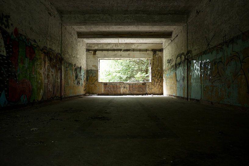 Fort de la Chartreuse | Raum 3 von Nathan Marcusse