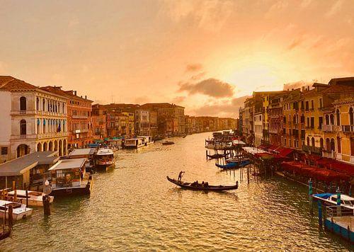 Venedig Sunset von Markus Jerko