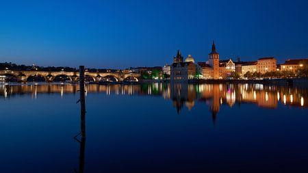 Prague reflections