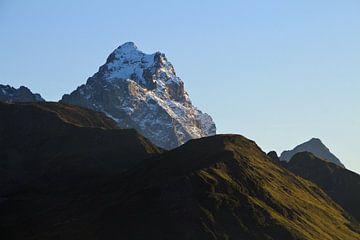 Gross Windgällen - Glarner Alpen Schweiz von Tobias Majewski