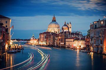 Venice - Canal Grande sur