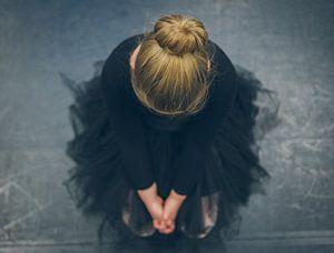 Ballerina (3) van Mirella Lukens
