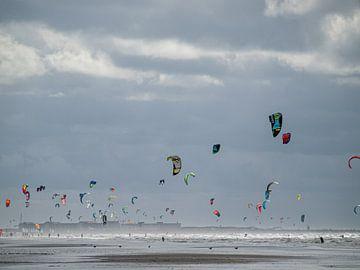 Kitesurfing-Paradies von Martijn Wit