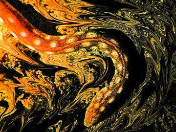 water slang van Silvia Weenink