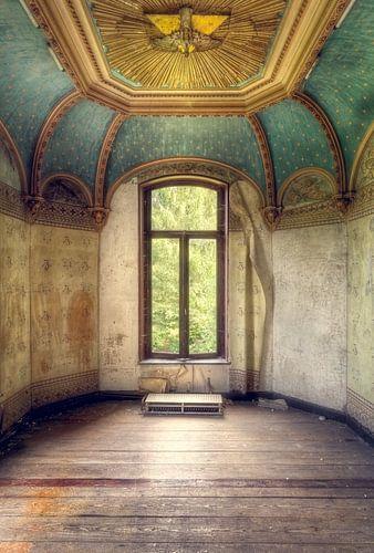 Eine kleine Kapelle von Roman Robroek
