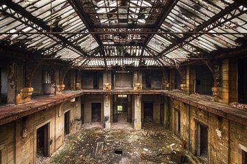 Haupthalle. von Roman Robroek