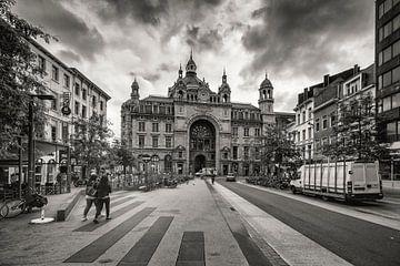 Antwerpener Hauptbahnhof von Rob Boon