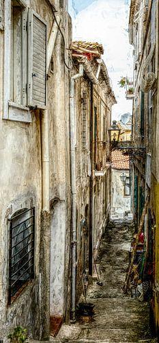 Het straatje van Anton Piek