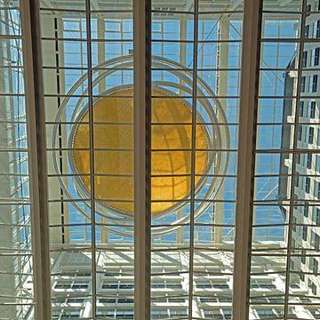 VROM-gebouw Den Haag van BriGit Stokman