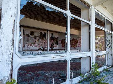 verlaten club kroatie van ronald Bergen Bravenboer