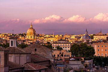 Blick auf Rom von Ellen Gerrits