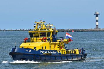 Contrôle portuaire RPA 13