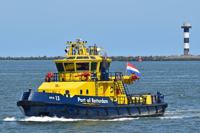 RPA 13 havencontrole van Piet Kooistra