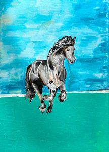 Fries Paard van