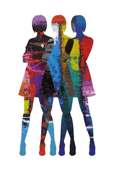 Art Girls van Harry Hadders