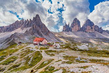 Der Drei Zinnen in den Dolomiten in Italien - 2 von Tux Photography