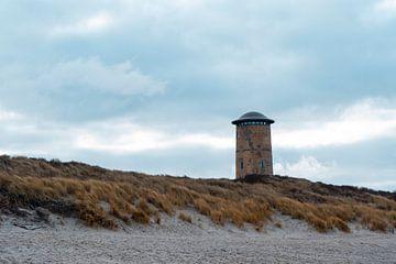 Der Wasserturm von Domburg von Geerke Burgers