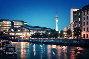 Berlin – Friedrichstrasse Station sur Alexander Voss