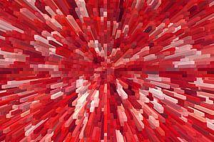 Block-rood van