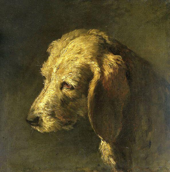 Hundekopf, Nicolas Toussaint Charlet von Meesterlijcke Meesters