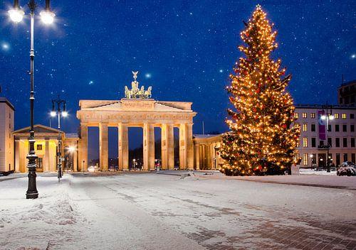Brandenburg Gate van Tilo Grellmann