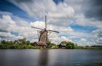 Kinderdijk van Jolanda Bosselaar