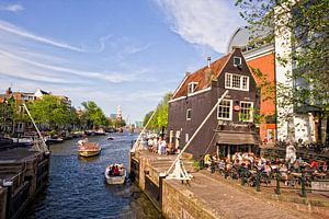 Oudeschans Amsterdam van