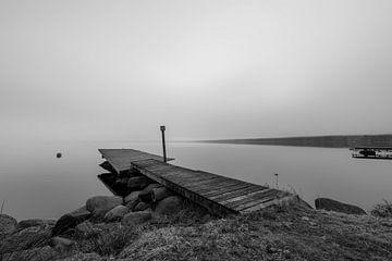 Einsamer See von Maikel Brands