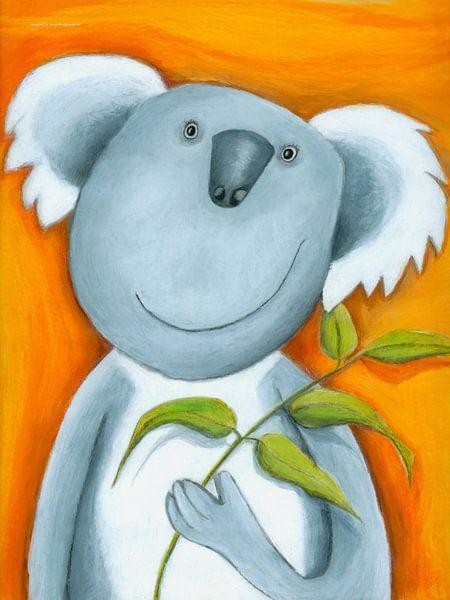 Koala Bär van Atelier BuntePunkt