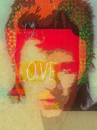 David in LOVE van Gabi Hampe