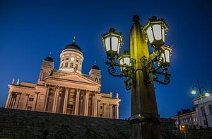 """Domkerk"" van Helsinki, Finland."