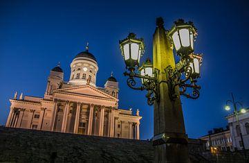"""Domkerk"" van Helsinki, Finland. van Kaj Hendriks"