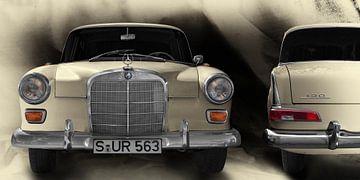 Mercedes-Benz 190 (W 110) von aRi F. Huber